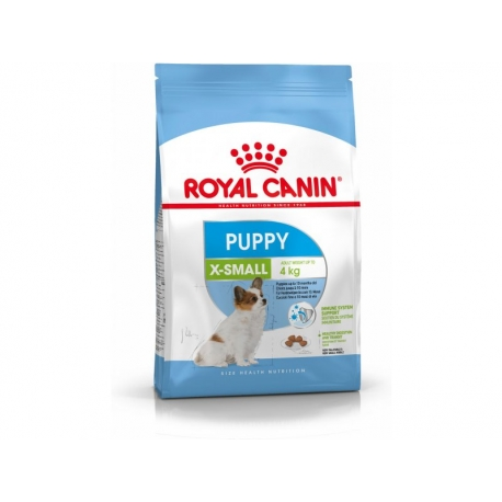 ROYAL CANIN X-SMALL PUPPY koeratoit 2x1,5kg