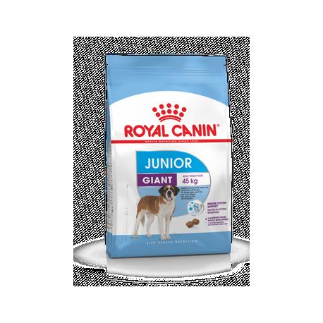 Royal Canin Giant Junior 15 kg koeratoit