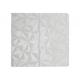Seinakapp INFINITY valge läige, 95x36xH92 cm