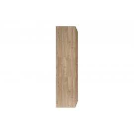 Seinakapp INFINITY hele pähkel, 29x30xH138 cm