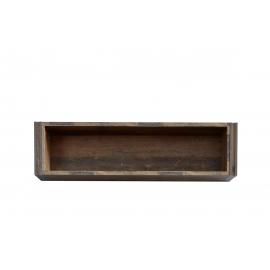 Seinariiul PRIME pruun, 113x23xH29 cm