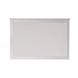Peegel OLE valge, 91x3xH62 cm