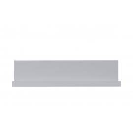Seinariiul OLE valge, 90x20xH23 cm