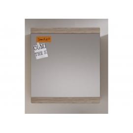 Peegel MALEA tamm, 65x4xH70 cm