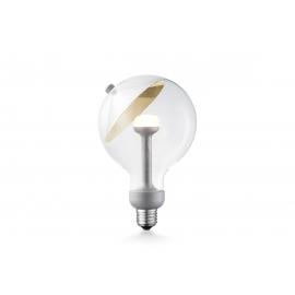 LED lamp MOVE ME cone hõbe / kuld, 5,5W, E27, 2700K