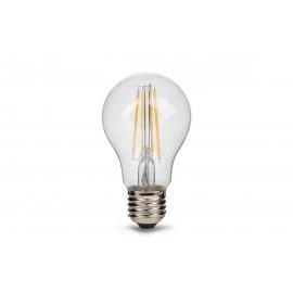 LED lamp FILAS klaar, D6xH10,4 cm, 4W, E27, 3000K