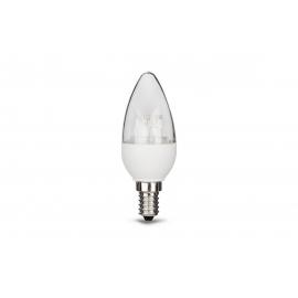 LED lamp CANDLE klaar, D3,5xH9,7 cm, 3,5W, E14, 2700K