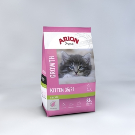 Arion kassitoit Original Kitten Chicken 2kg