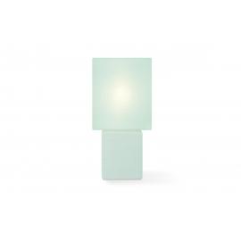 Lauavalgusti CHARM roheline, 13x13xH30 cm, E14