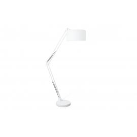 Põrandalamp JOB DECO valge, 120xH220 cm, E27