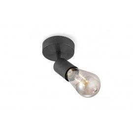 Kohtvalgusti MELLO must, D9xH15 cm, LED