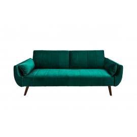 Diivanvoodi DIVANI II roheline, 215x91xH85 cm