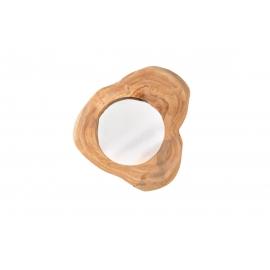 Seinapeegel REFLECT pruun, 31x4xH31 cm