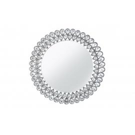Seinapeegel DIAMONDS klaas, 80x3xH80 cm