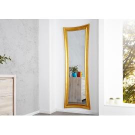 Seinapeegel SKINNY kuldne, 60x5xH180 cm