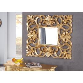 Seinapeegel VENICE kuldne, 75x5xH75 cm