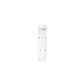 Seinanagi STONE valge kõrgläige, 40x27,6xH170 cm