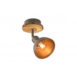 Kohtvalgusti DENVER antiikvask, D10,5xH21 cm, LED