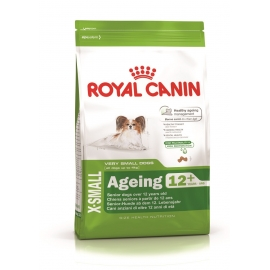 Royal Canin koeratoit X-Small Ageing 12+ 1,5kg