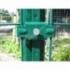 Kergpaneeli metallist kinnitusklamber SG-postile (roheline)