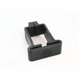 Kergpaneeli plastist kinnitusvõru 40x60-postile (must)