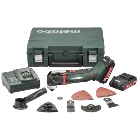 Metabo MULTITÖÖRIIST MT 18 LTX / 18V / 2,0 AH