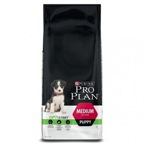 PRO PLAN Medium Puppy Chicken koeratoit 12kg
