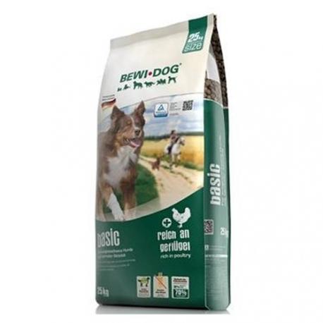BEWI DOG BASIC CROC koeratoit 25kg
