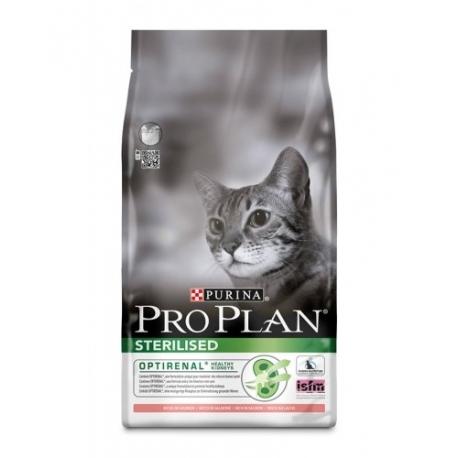 PRO PLAN kassitoit steriliseeritud kassile lõhe 3kg