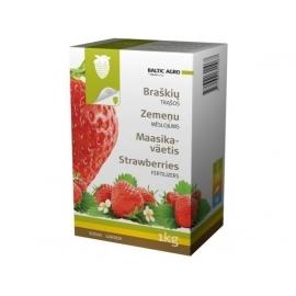 Maasikaväetis (karbis) 1kg
