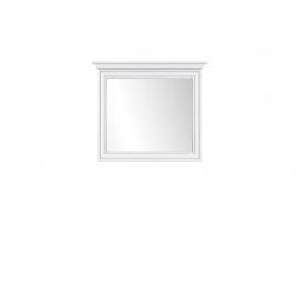 Seinapeegel Idento valge, 99x6,5xH76 cm