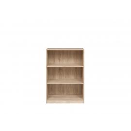 Raamaturiiul Executive tamm, 80x36xH113,5 cm