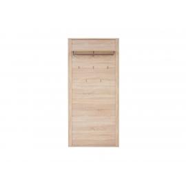 Riidenagi Go tamm, 90x24,6xH195,3 cm