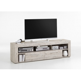 TV-alus Vibio 2, 180x41,5xH53 cm, liivatamm