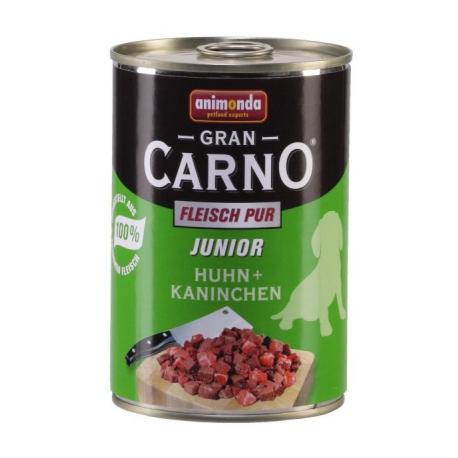 Animonda Gran Carno koeratoit junior loomaliha ja kana 6x400g