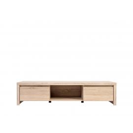 TV-alus Kaspian 143,5x55,5xH33,5cm, hele tamm