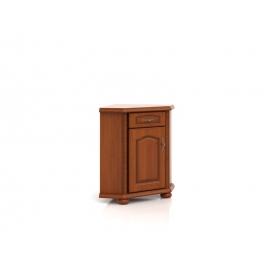 Kummut pruun, 59x59xH85 cm