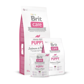 Brit Care PUPPY SALMON & POTATO