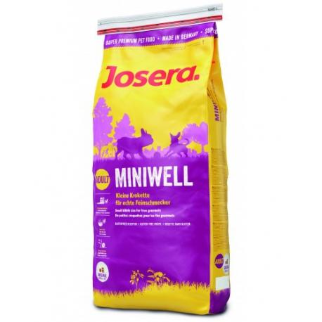 Josera Miniwell koeratoit 4kg