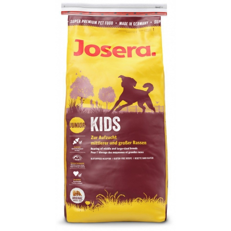 Josera Kids koeratoit 15kg, junior