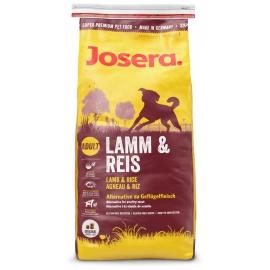 Josera Lamb & Rice koeratoit 5x900g