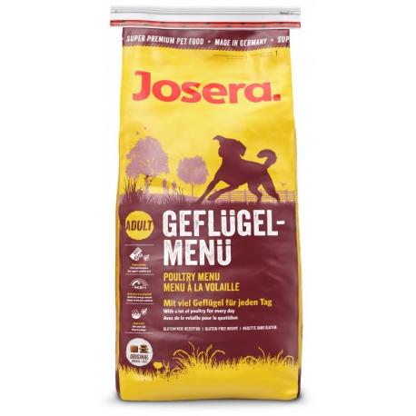 Josera Poultry-Menu koeratoit 15kg