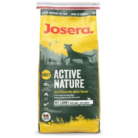 Josera Active Nature koeratoit 15kg