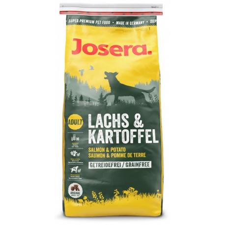 Josera Salmon & Potato koeratoit 15kg