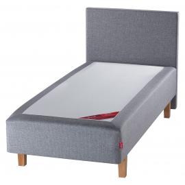 Sleepwell RED POCKET kušett 80x200x31cm, pehme, helehall
