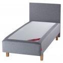 Sleepwell RED POCKET kušett 80x200cm, helehall