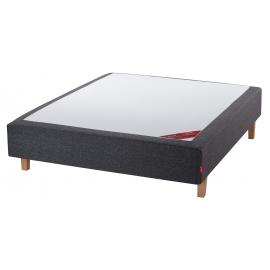 Sleepwell RED POCKET kušett 140x200x31cm, pehme, tumehall