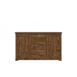Kummut PATRAS tamm, 153x44,5xH93 cm