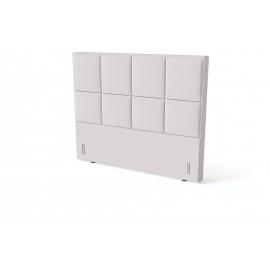 Sleepwell KRONANG peatsiots helehall, 121x130x12 cm