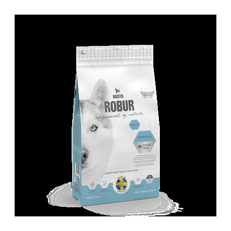 Bozita Robur Sensitive Grain Free Reindeer koeratoit 11,5kg